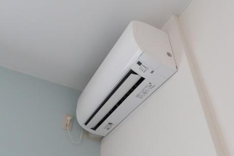 全室エアコン完備